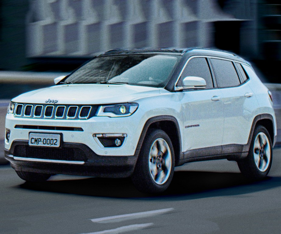 Jeep Compass Ride & Drive
