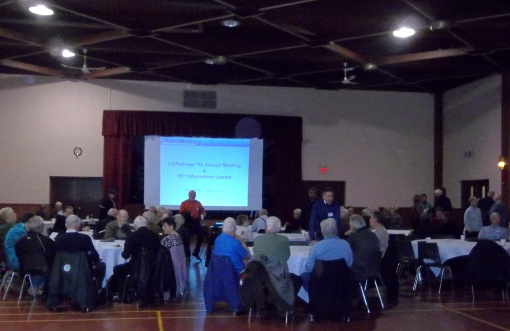 Greater Toronto Area 2019 General Meeting